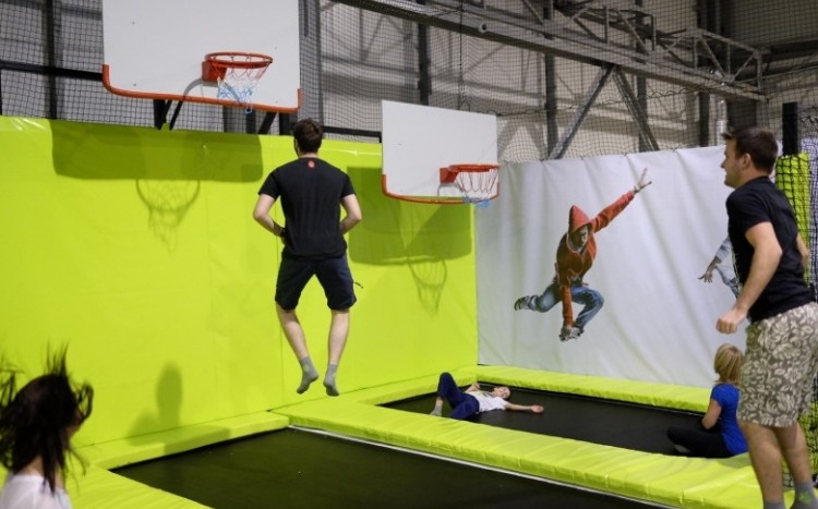 Karnet do Parku Trampolin – Poznań