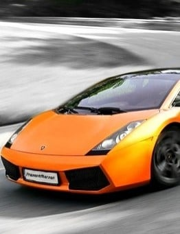 Jazda Lamborghini Gallardo jako pasażer – wiele lokalizacji