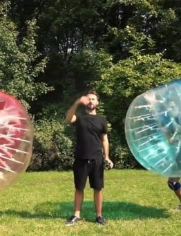 Bubble Football – Kraków
