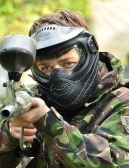Gra w paintball – Kielce