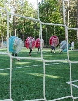 Bubble Football – Olsztyn
