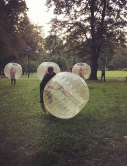Bubble Football – Zakopane