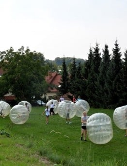 Bubble Football – Kielce