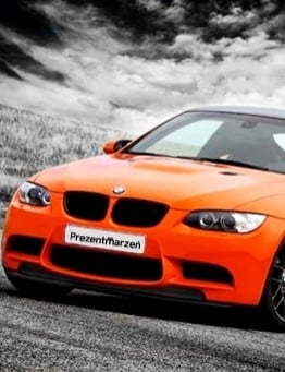Jazda BMW E92 Performance