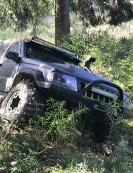 Jazda OFF ROAD 4x4 – Zakopane