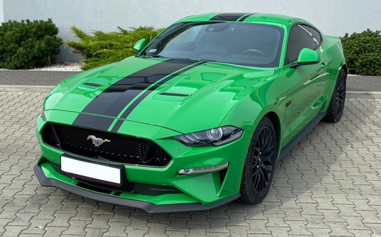 ford mustang gt na wynajem