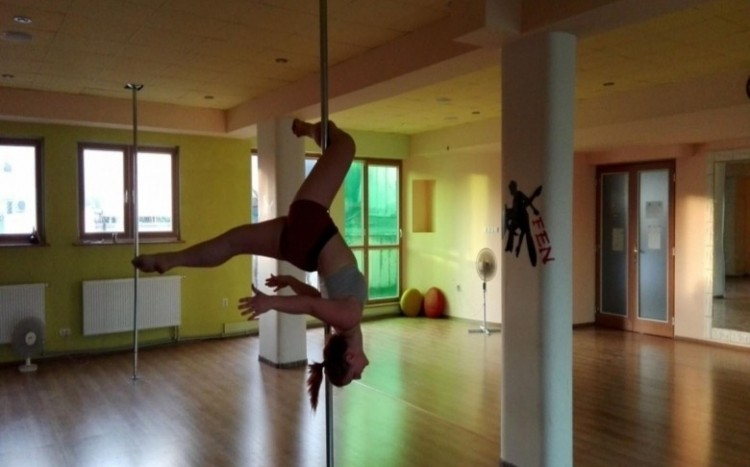 kursantki pole dance