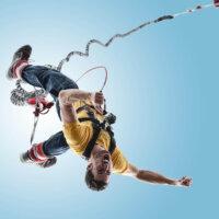 Co różni Dream Jump od skoku na bungee?