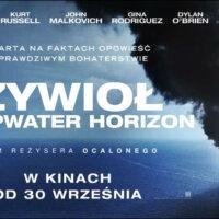 Żywioł - Deepwater Horizon w kinach od 30 września