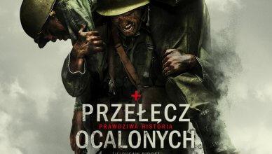 plakat z filmu przełęcz ocalonych