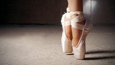 stopy baleriny