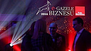 gala e-gazele biznesu 2016 warszawa