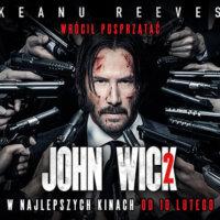 John Wick 2 - legendarny zabójca powraca!