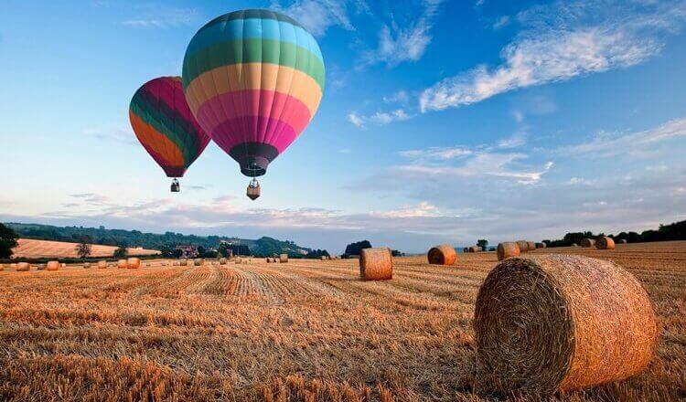 Ile kosztuje lot balonem?
