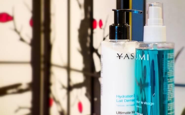 kosmetyki yasumi wsalonie kosmetycznym wpłocku