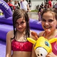 Water Slide na Summer On w Białej Podlaskiej