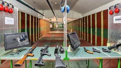 strzelnica opole stanowiska strzeleckie