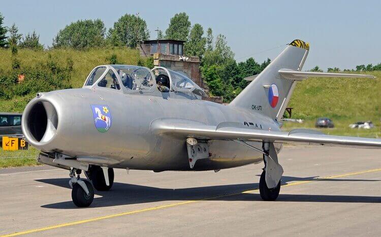 myśliwiec MIG 15 Fagot