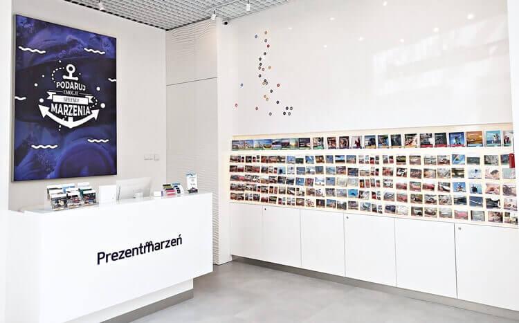sklep stacjonarny prezentmarzeń gdańsk
