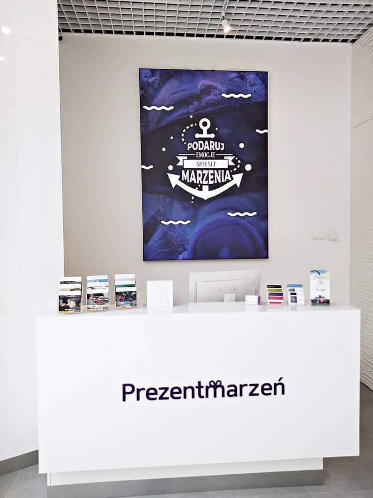sklep prezentmarzeń w Gdańsku