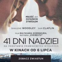 41 dni nadziei – w kinach od 6 lipca 2018!
