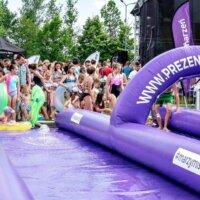 Finał Tygodnia Dziecka w Sosnowcu z Water Slide Prezentmarzeń
