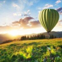 Tanie loty balonem już od 399 zł!