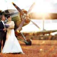 Oryginalna sesja ślubna – gdzie zrobić zdjęcia w plenerze?