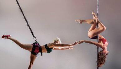 pole dance i bungee gym