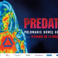 Premiera nowego filmu Predator już 14 września 2018!