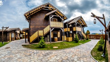 western camp resort zator energylandia
