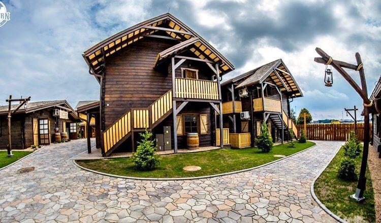 western camp resort zator energylandia