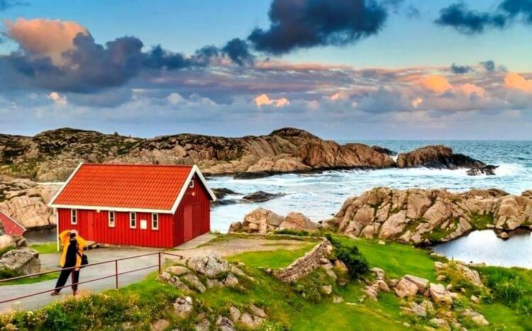 jednodniowa wycieczka do norwegii