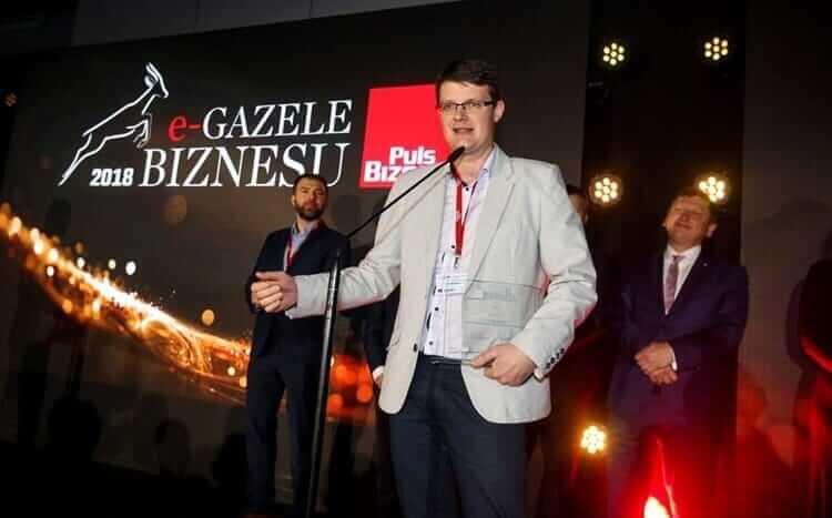 I miejsce dla emotivo prezentmarzeń w rankingu e-gazele biznesu 2018