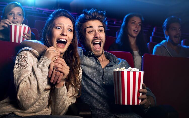 voucher do kina dla dwóch osób
