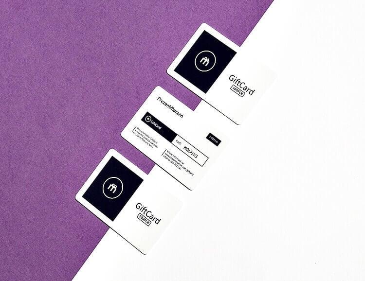 gift card prezentmarzeń naprezent dla klienta biznesowego