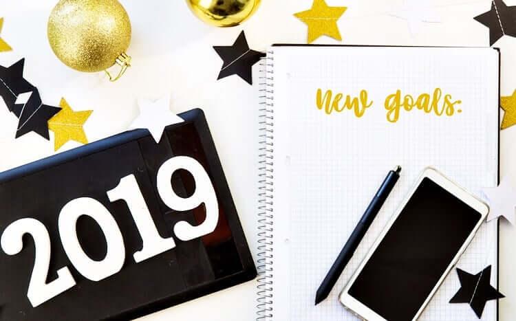 postanowienia noworoczne 2019