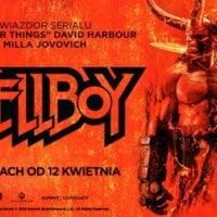 Hellboy (2019) w kinach już od 12 kwietnia!