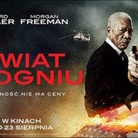 Świat w ogniu – premiera 23 sierpnia 2019