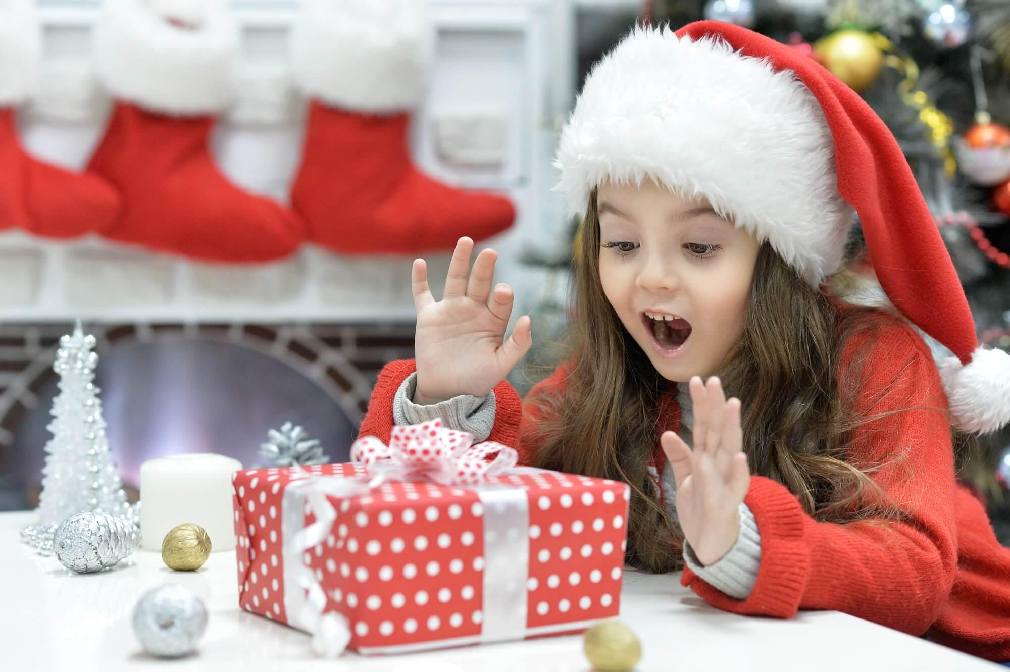 Prezent świąteczny dla córki