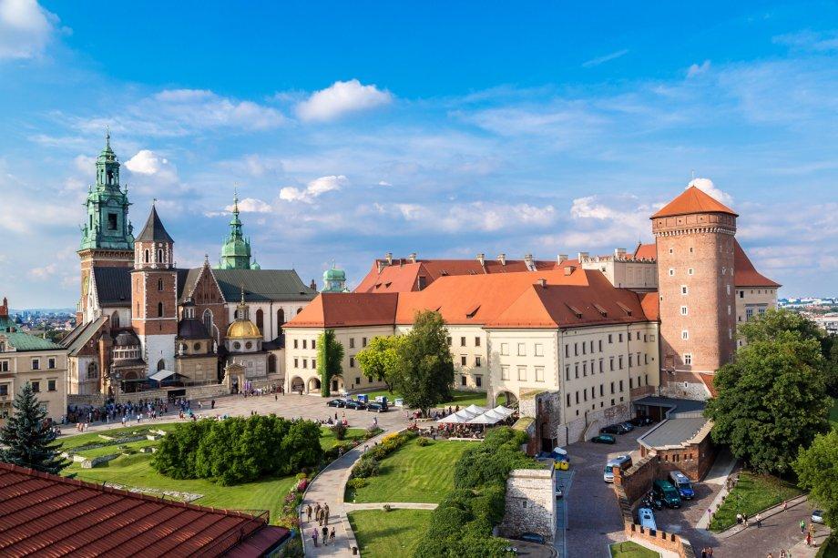 Katedra naWawelu, Kraków