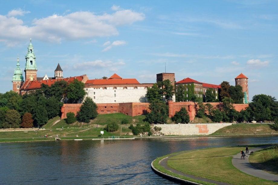 Zamek naWawelu, Kraków