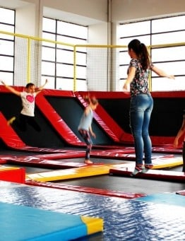 Karnet Jumping Fitness do Parku Trampolin