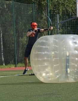 Pakiet Archery Tag i Bubble Football