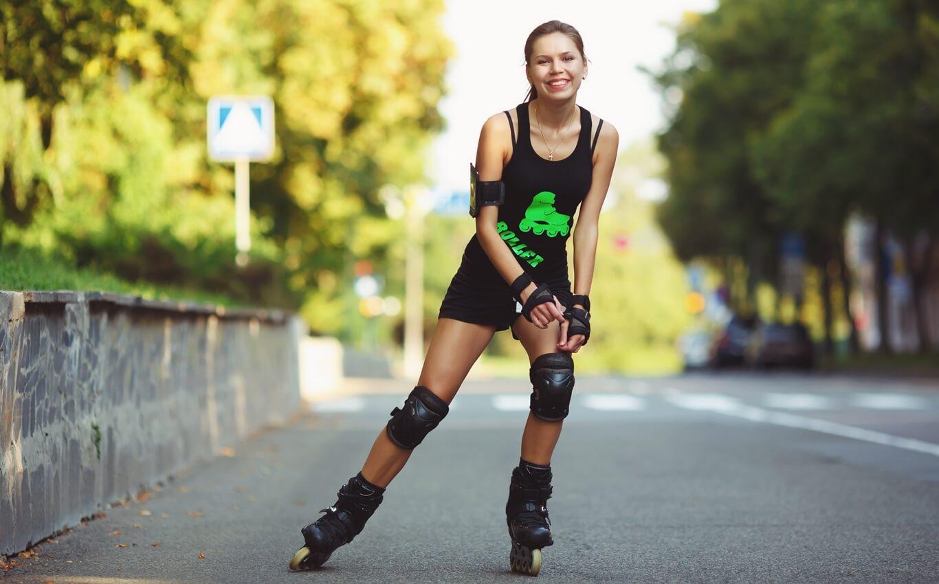 Czy jazda na rolkach pomaga schudnąć ? - sunela.eu -