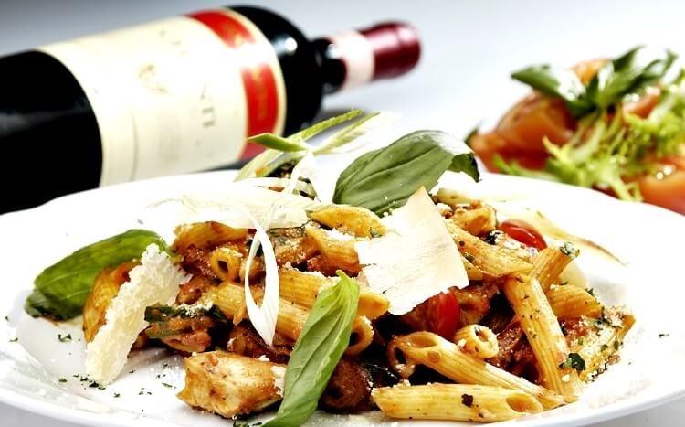 Kolacja Dla Dwojga Kuchnia Włoska