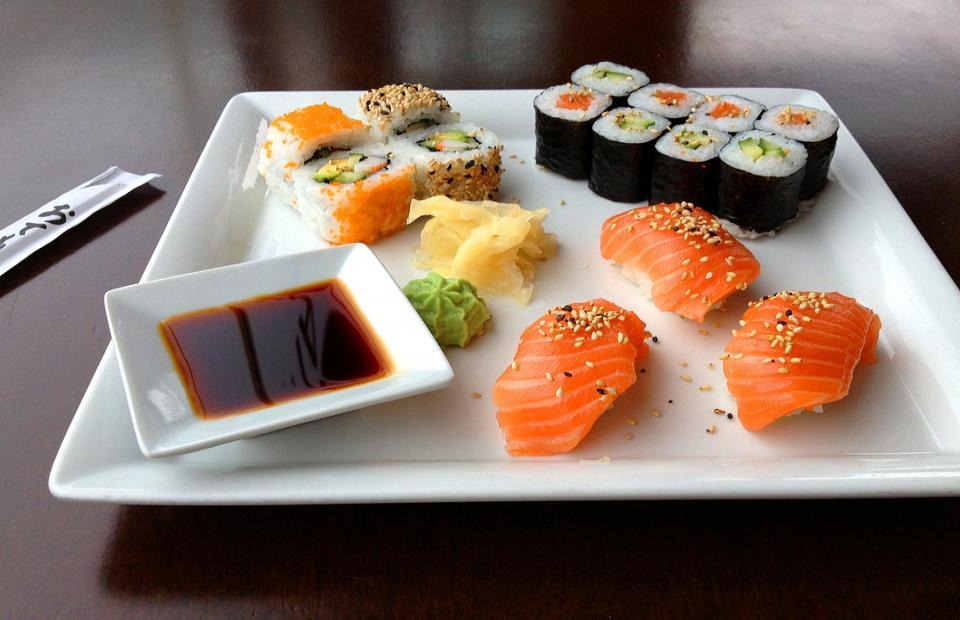 Voucher Do Restauracji Z Kuchnią Japońską Prezentmarzeń