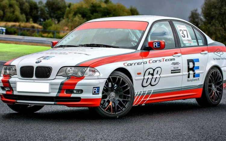 bmw 330i e46 club sport bokiem
