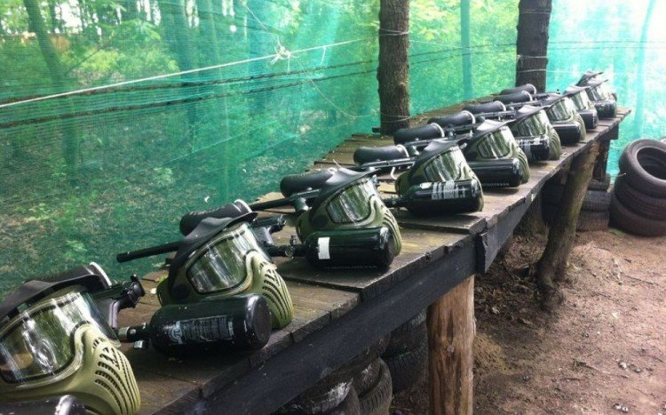maski do gry paintball