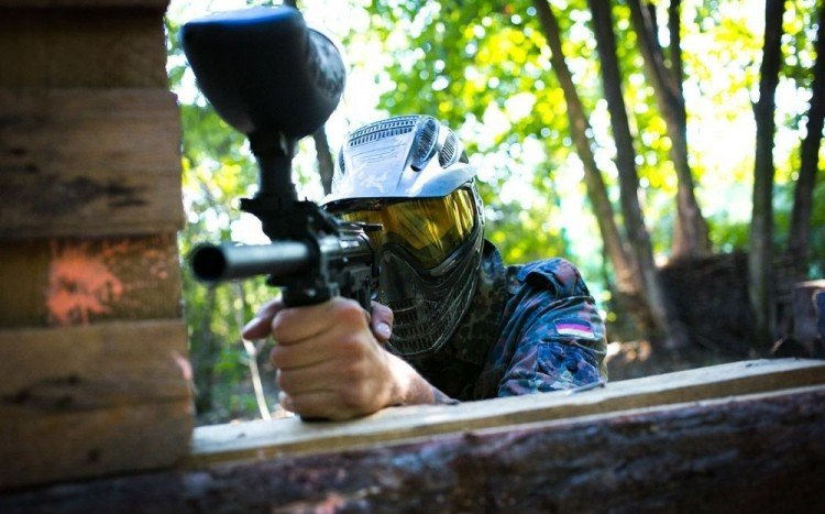 gra paintball
